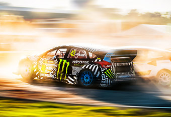 World Rallycross VR
