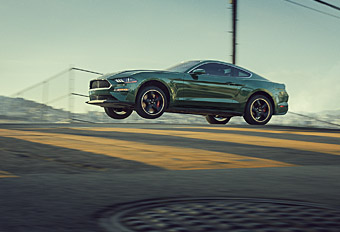 2019 Mustang BULLITT Photography