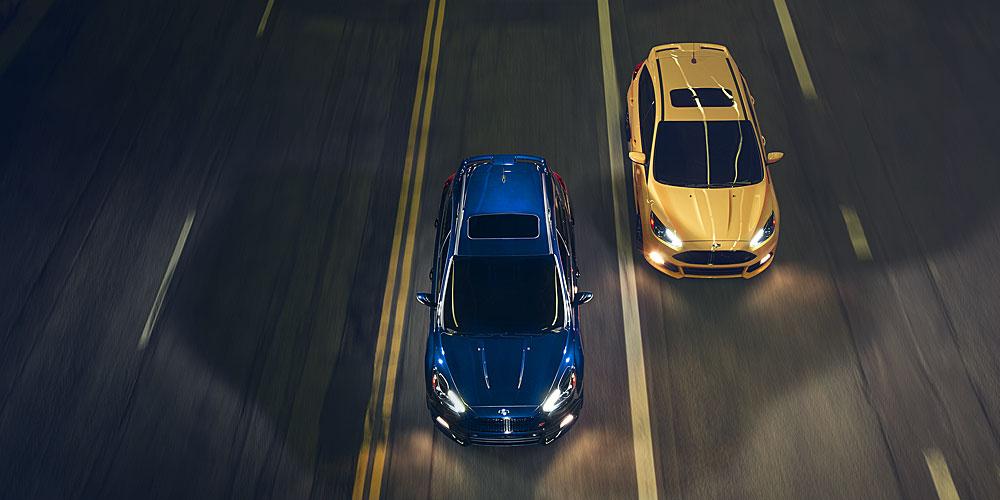 Focus ST & Fiesta ST