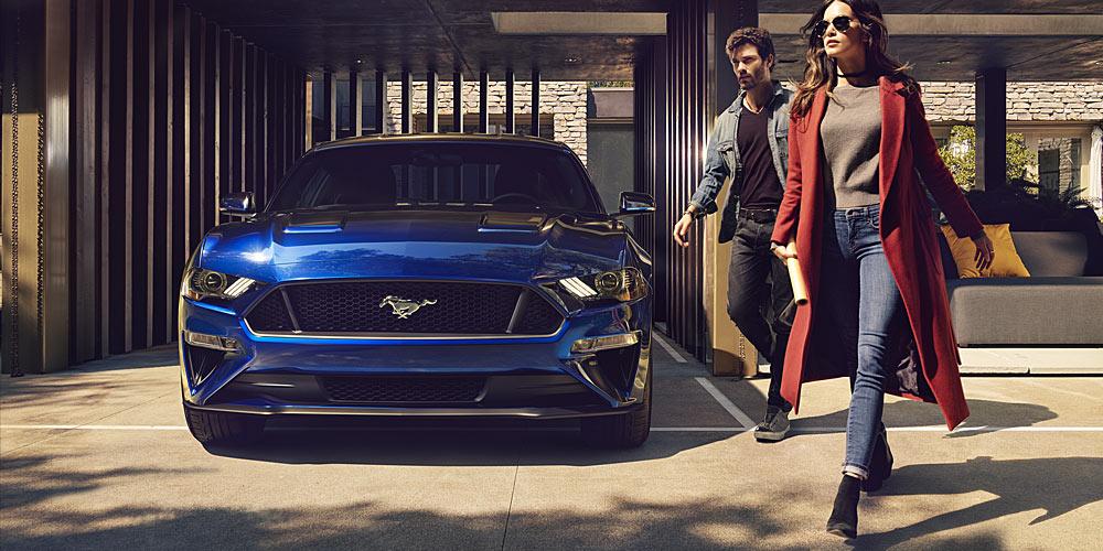 2018 Mustang Reveal CGI