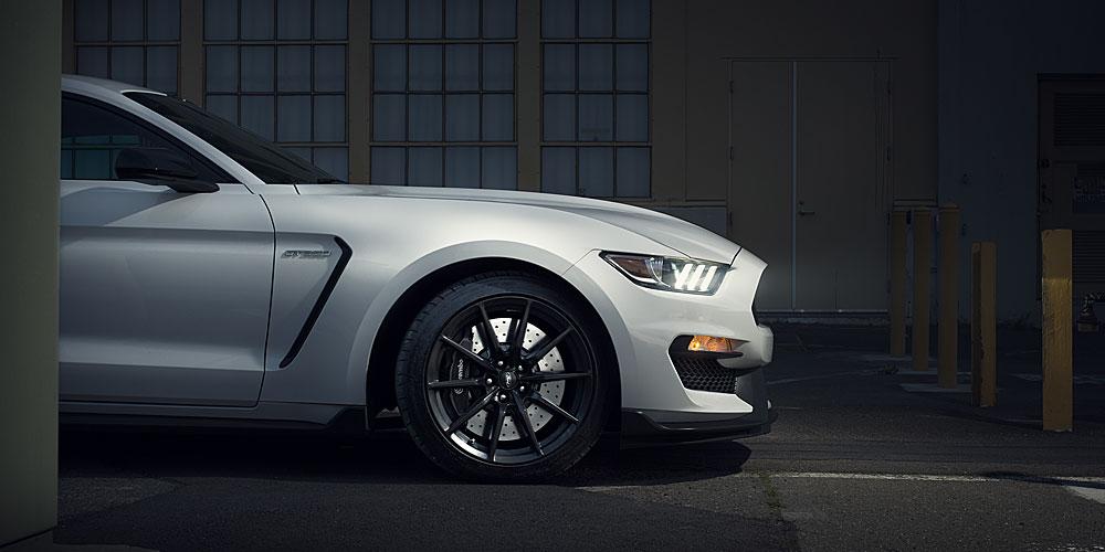 2018 Mustang GT350